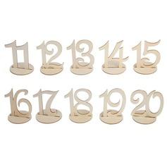 Stile classico/Numero Stile classico Legno Accessori decorativi (Set di 10) (131156878)