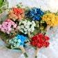 Forme libre Satiné Bouquets de mariée (vendu en une seule pièce) - (123132744)