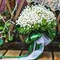 Forme libre Bouquets de mariée - (123198749)