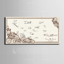 Personalized Signature Guestbook (101201181)