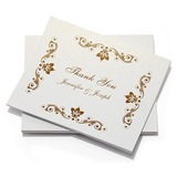 Personalized Artistic Style Thank You Cards (Set of 10) (114054974)