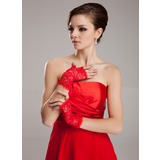 Tulle Wrist Length Party/Fashion Gloves/Bridal Gloves (014020473)