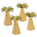 12pcs/set Palm Tree Favor Box (050154082)
