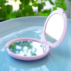 Something Pink Mirror Compact in Elegant Organza Pouch (051146628)