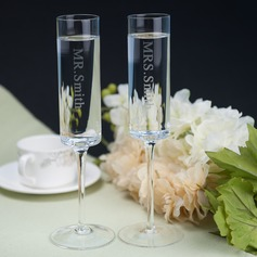 Personalized Glass Toasting Flutes (Set of 2) (118070207)