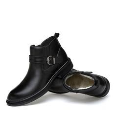 new product cb785 7fe92 Menn Egte Lær Chelsea Avslappet Boots til herre (261176392)