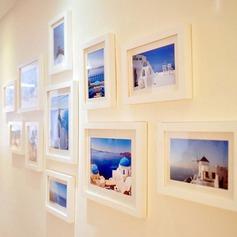 Wooden Photo Frames (Set of 11) (051152088)